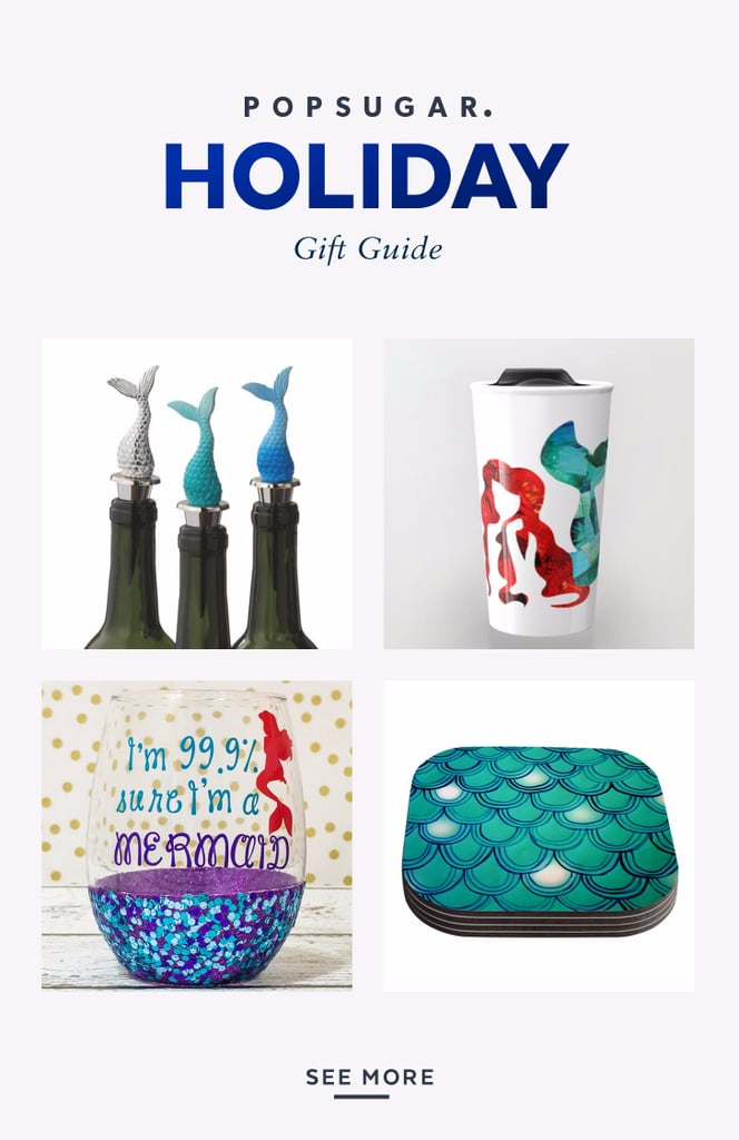 25 Gifts For the Mermaid Who Needs a Drink