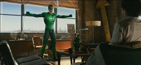 Green Lantern Trailer Starring Ryan Reynolds and Blake Lively 2010-11-16 20:18:29