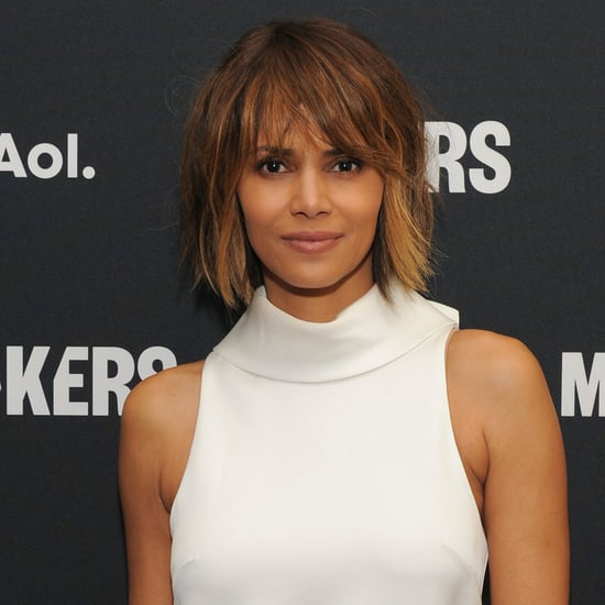 Halle Berry Thanks Her Middle Finger For Helping Her Stand Up For Herself