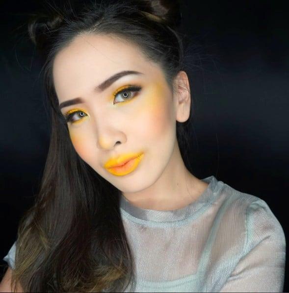 Yellow Blush Trend 2017