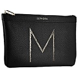 Jetsetter Personalized Initial Pouch