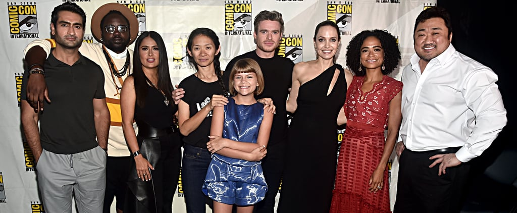 The Eternals Movie Cast