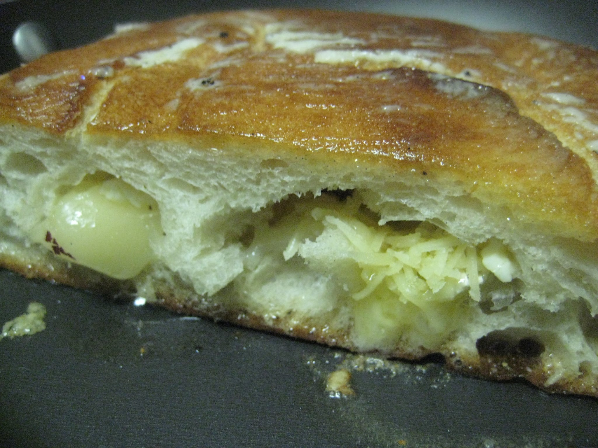 Party's Ultimate Grilled Cheese