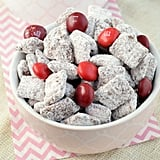Chocolate Cherry Muddy Buddies