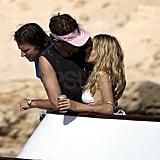 Photos of Sienna Miller in a Bikini in Ibiza