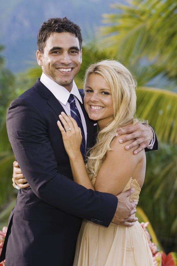 Ali Fedotowsky Engaged