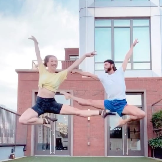 "James Whiteside and Isabella Boylston Dance Ballet to ""WAP"""