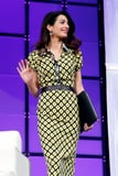 Amal Clooney's Dress Will