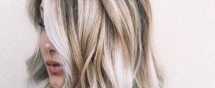 Toasted Coconut Hair Colour Trend