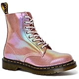 Dr. Martens 1460 Pascal in Pink Iridescent