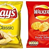 Lay's and Walkers