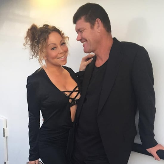 Mariah Carey and James Packer Cutest Pictures