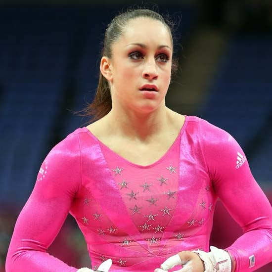 Jordyn Wieber Cries After Olympics Loss (Video)