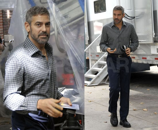 Monday Manjoyment Kicks Off with Clooney