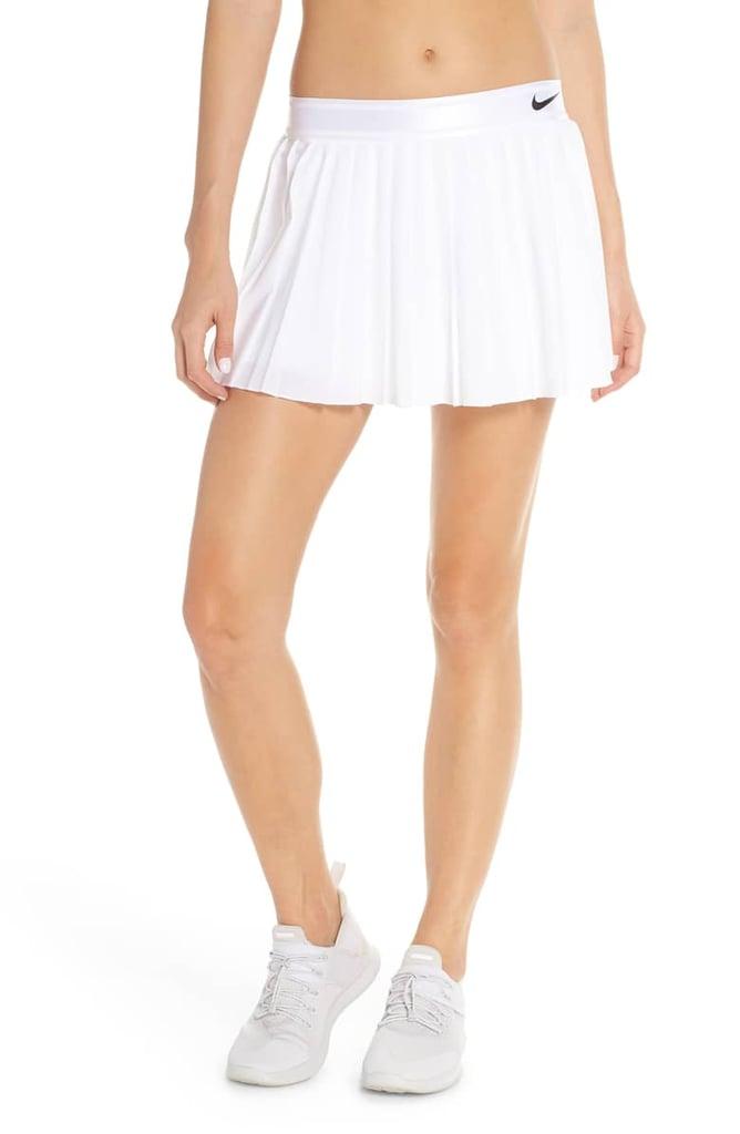 Nike Court Victory Tennis Skirt Best Tennis Skirts Popsugar Fitness Uk Photo 5