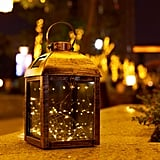 Solar Hanging Outdoor Christmas Lantern