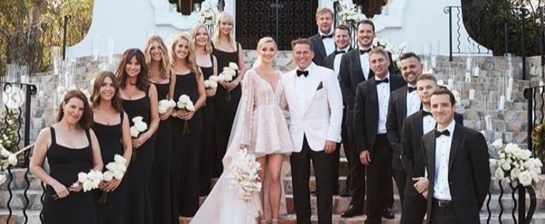 Karl Stefanovic and Jasmine Yarbrough Wedding Details