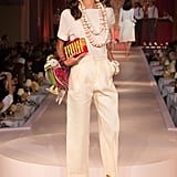 The Designer's Brazilian Influence Was Clear to See in Every Piece