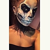 32 Skeleton Makeup Transformations For a Halloween Beyond the Grave