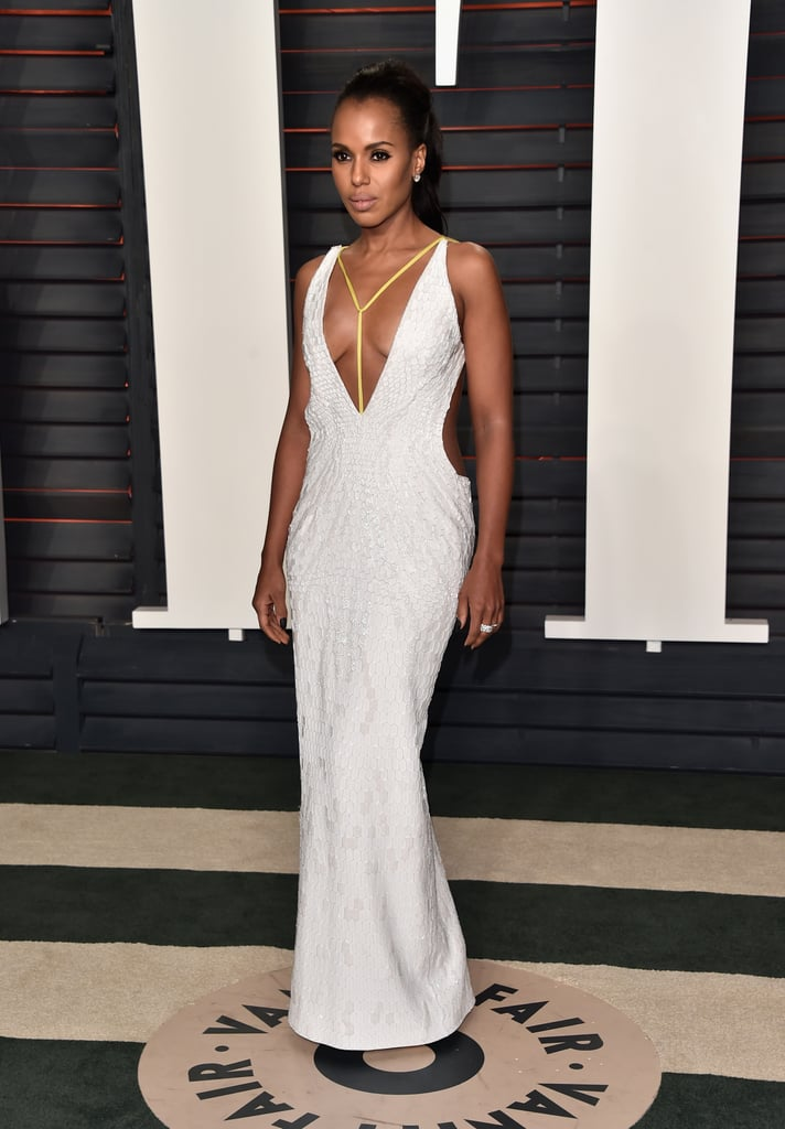 After Party Wedding Dress 23 Ideal Kerry Washington at Vanity