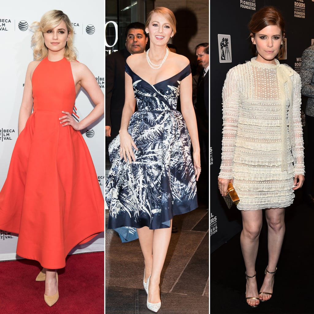This Week's Top 10 Know How to Pull Off an Ultrafeminine Look