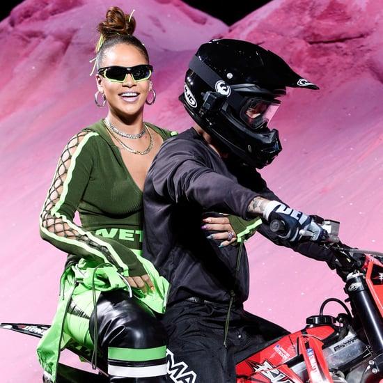 Rihanna's Fenty For Puma Spring 2018 Show