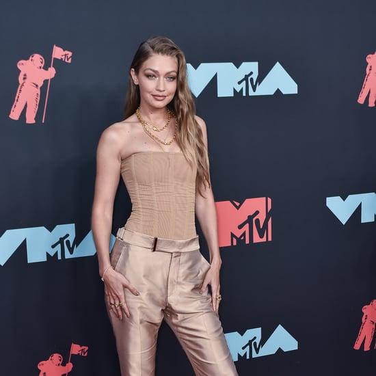 Gigi Hadid and Tyler Cameron at 2019 MTV VMAs Afterparty