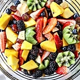 Poppy Seed and Fruit Breakfast Salad