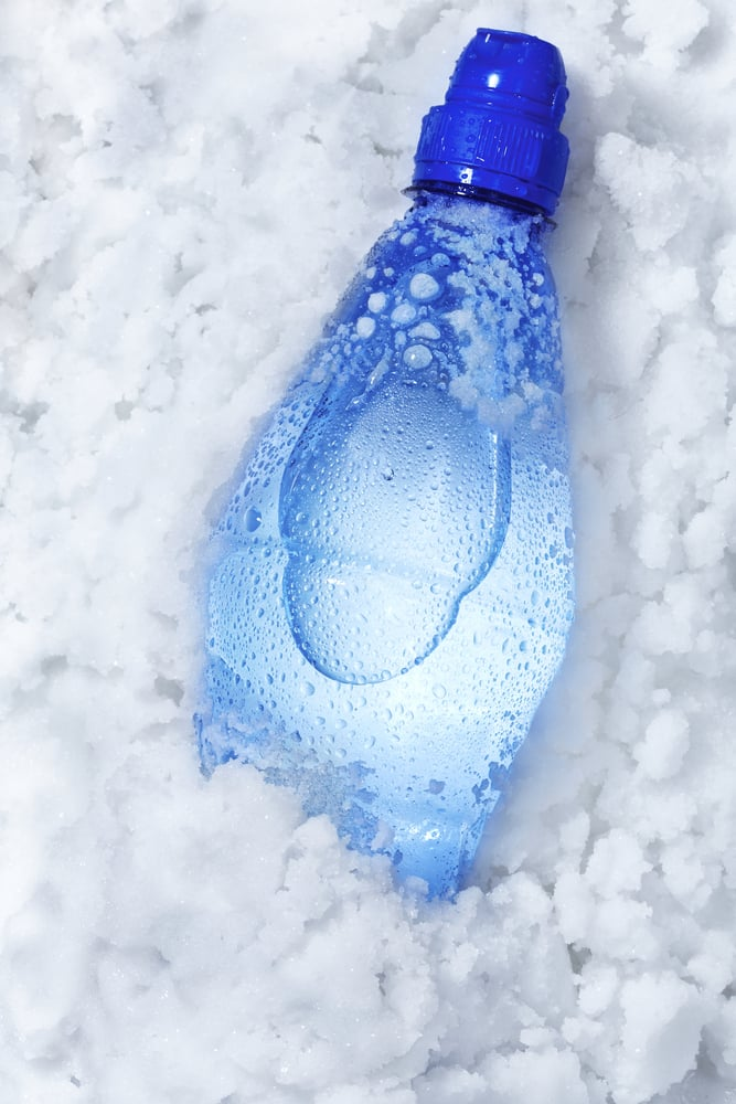 Get Ice-Cold Water on the Go