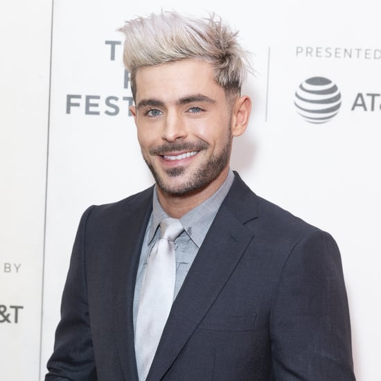 Zac Efron Busts Grandpa Out of Senior Living Home | Video