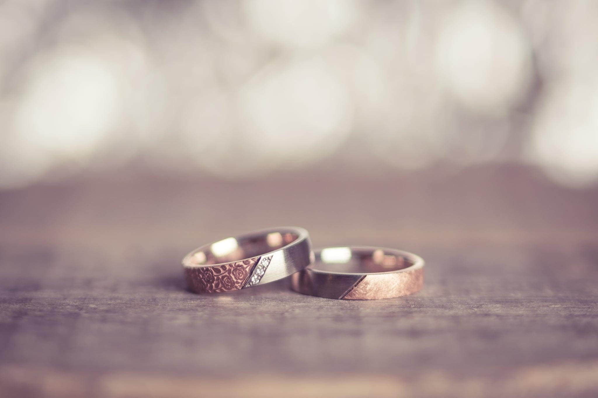 Rings, Ringe