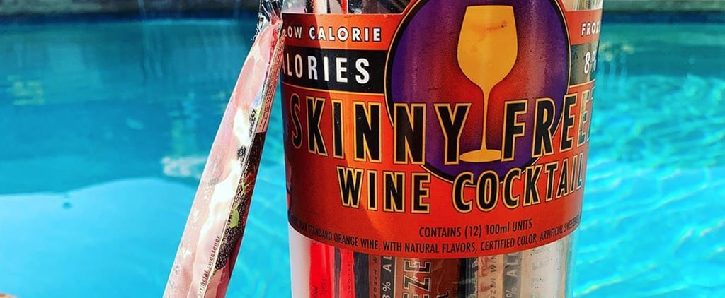 Skinny Freezer Wine Cocktail Ice Pops at Costco