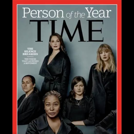 Time Person of the Year 2017 #MeToo Silence Breakers