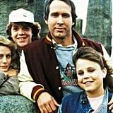Jason Lively and Dana Hill, European Vacation (1985)