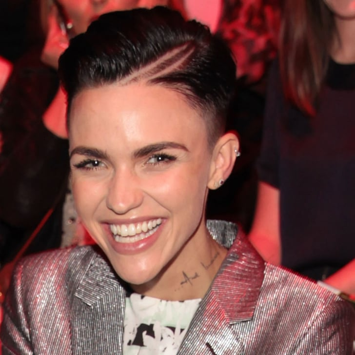Ruby Rose — Day 1
