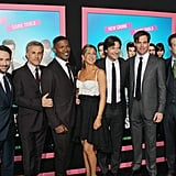 Jennifer Aniston Is the Center of Attention at the Horrible Bosses 2 Premiere