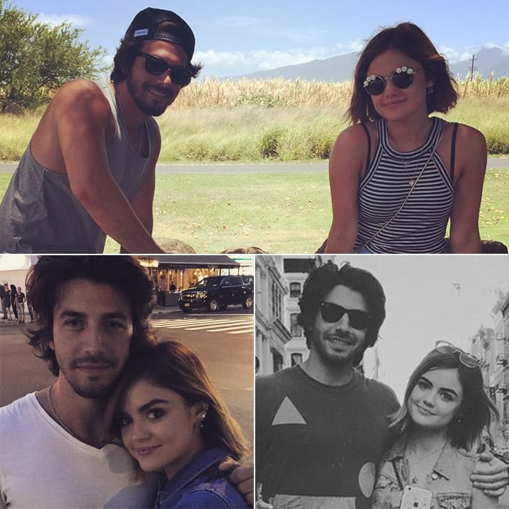 Let's Gush Over Lucy Hale and Anthony Kalabretta's Whirlwind Romance