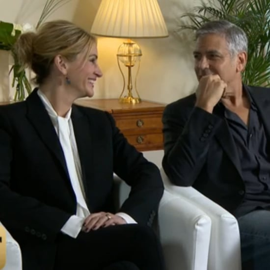 Julia Roberts Talks About George Clooney's Marriage May 2016