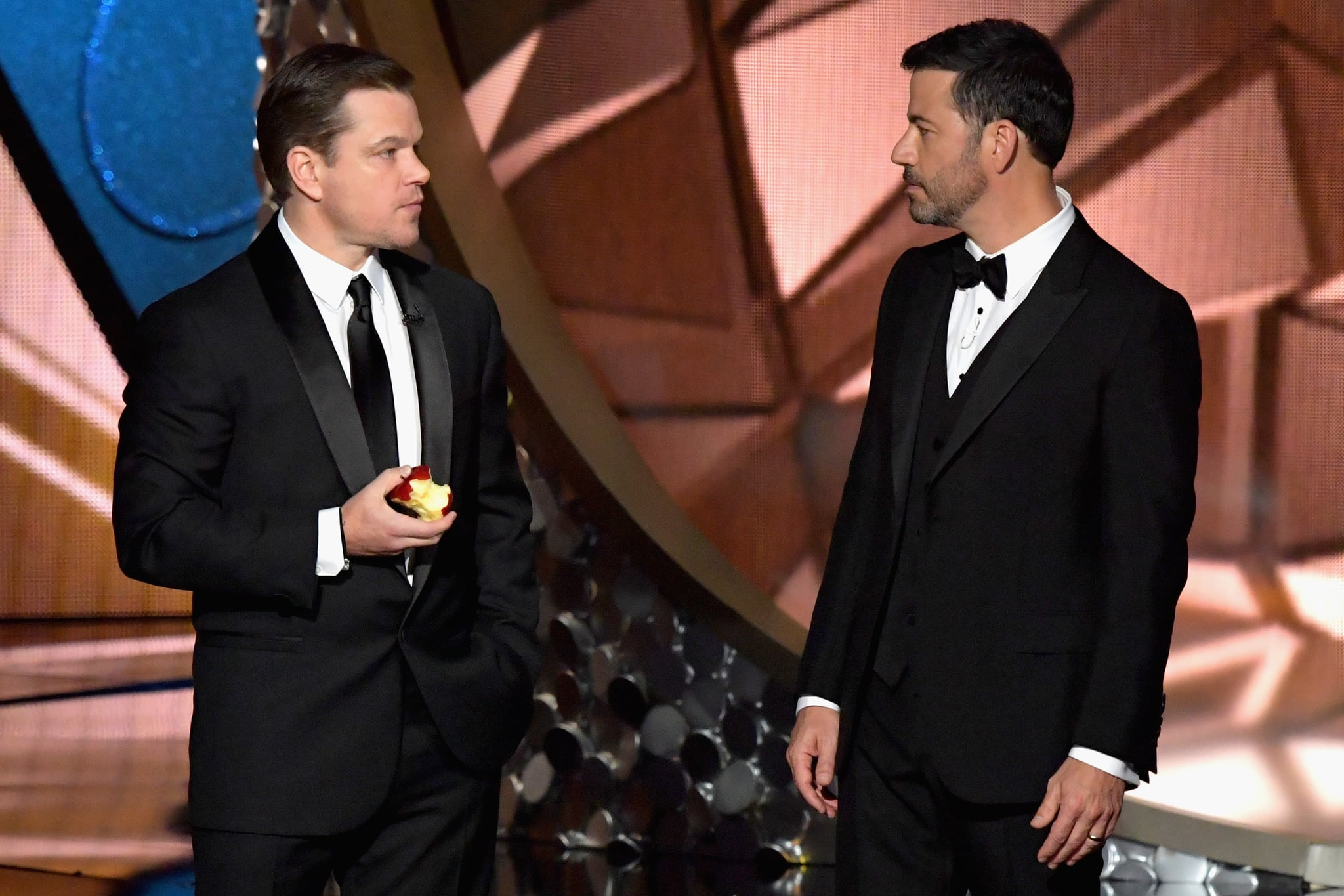 Jimmy Kimmel and Matt Damon Feud Details | POPSUGAR Celebrity
