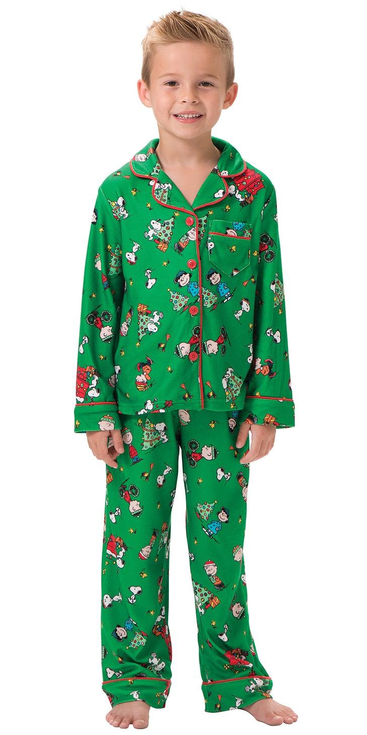 Pajamas Christmas Family