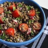 Legumes: Goop's Mustard Lentils