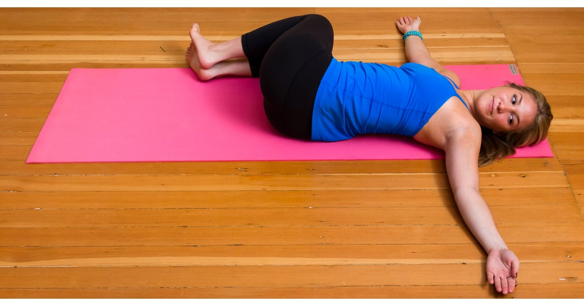 Stretches For Low-Back Pain in Runners | POPSUGAR Fitness Lower Back Stretches For Pain Relief