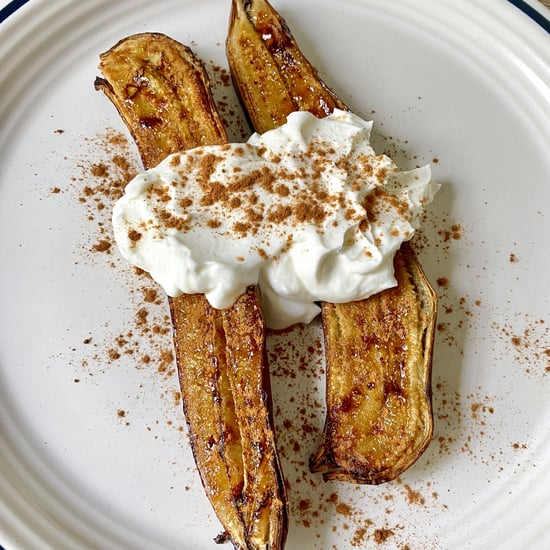 Air-Fryer Caramelized Bananas Recipe With Photos