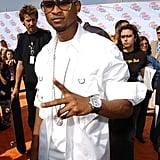 Usher, 2002