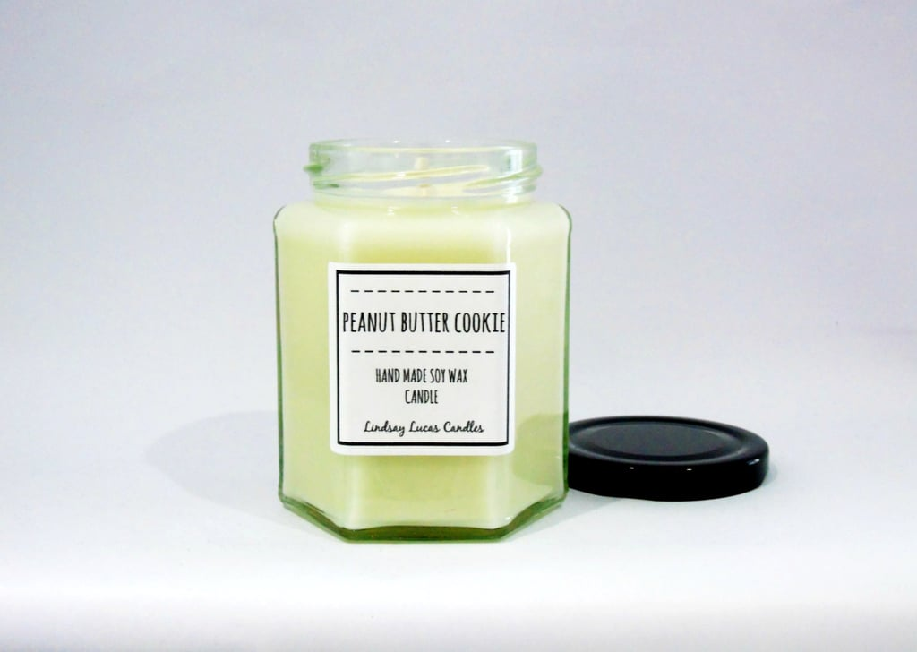Peanut butter cookie candle ($7+)