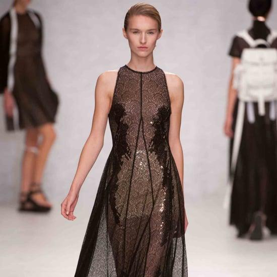 Marios Schwab Spring 2014 Collection | London Fashion Week
