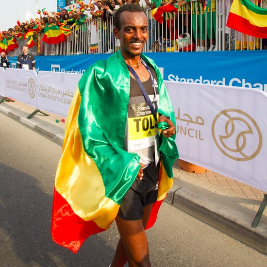 Dubai Marathon 2017 Winner Pictures