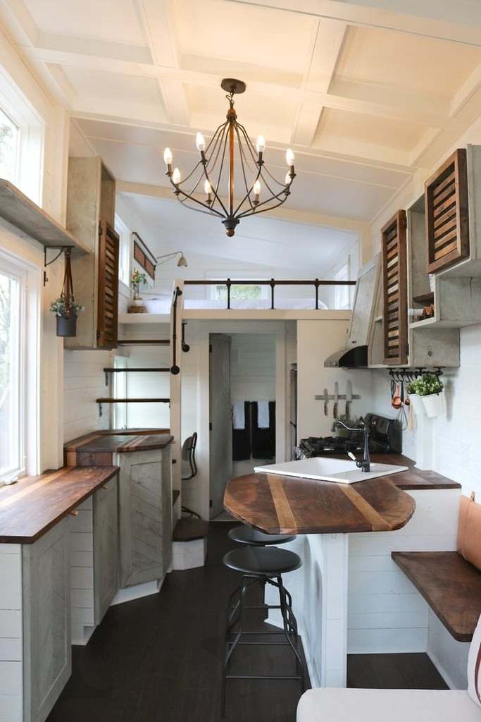 This Tiny Farmhouse on Wheels Has a Dreamy Interior