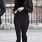 Meghan's Sophisticated Dress