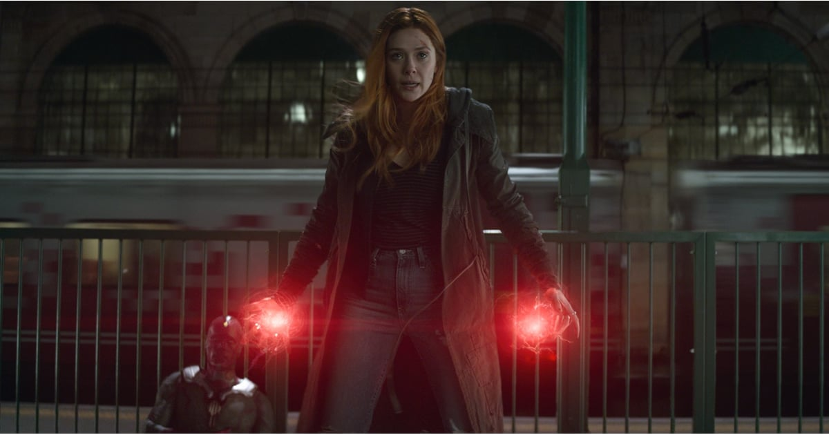 What Are Scarlet Witch's Powers?   POPSUGAR Entertainment